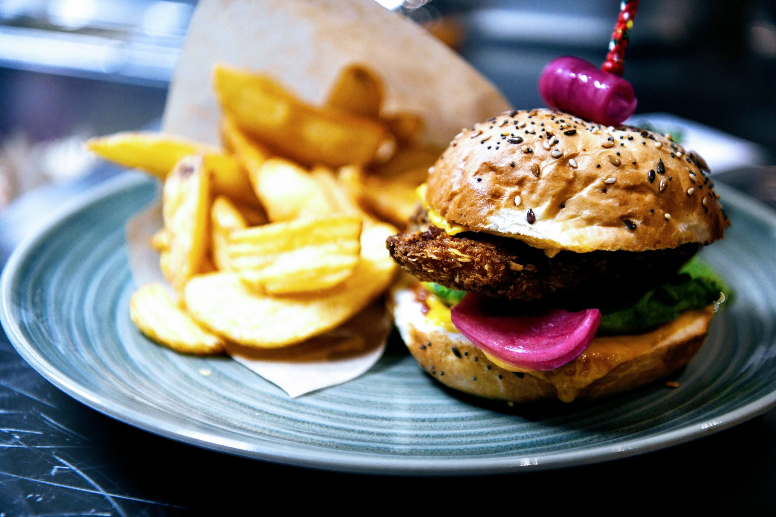 Burger California
